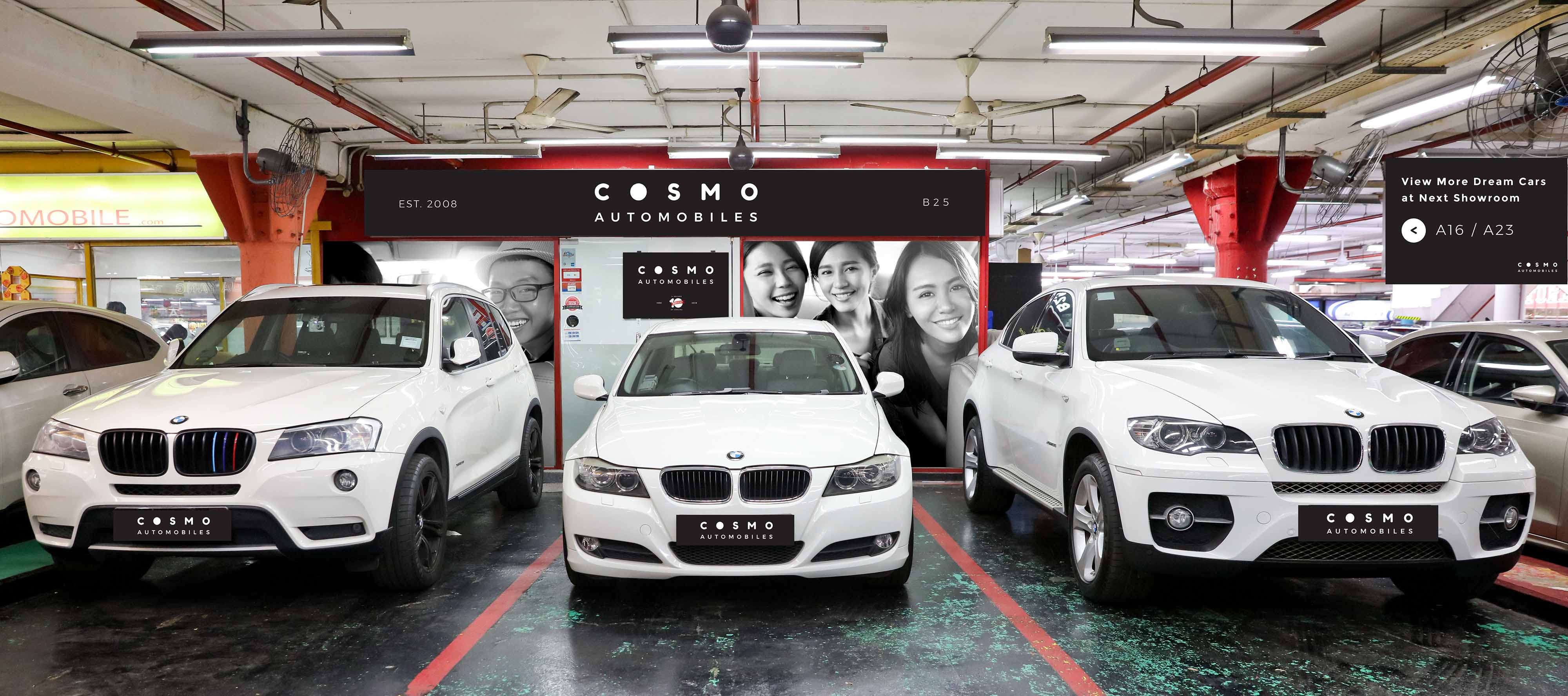 The Cosmo Automobiles Story