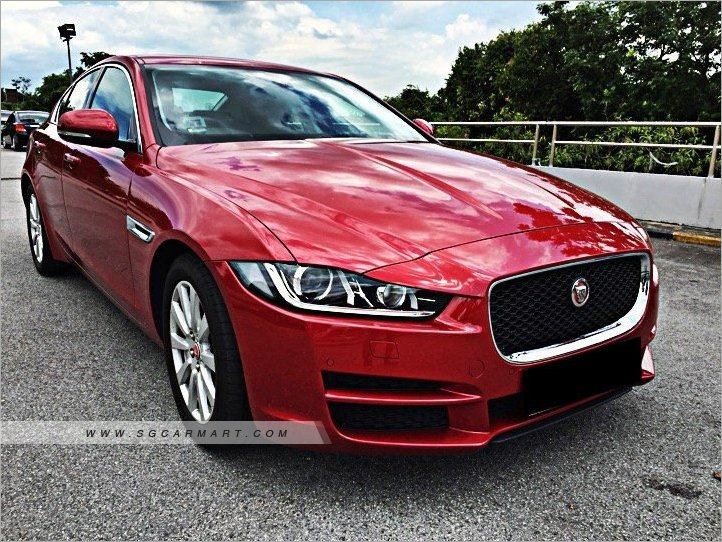Drive Away This Luxury Car