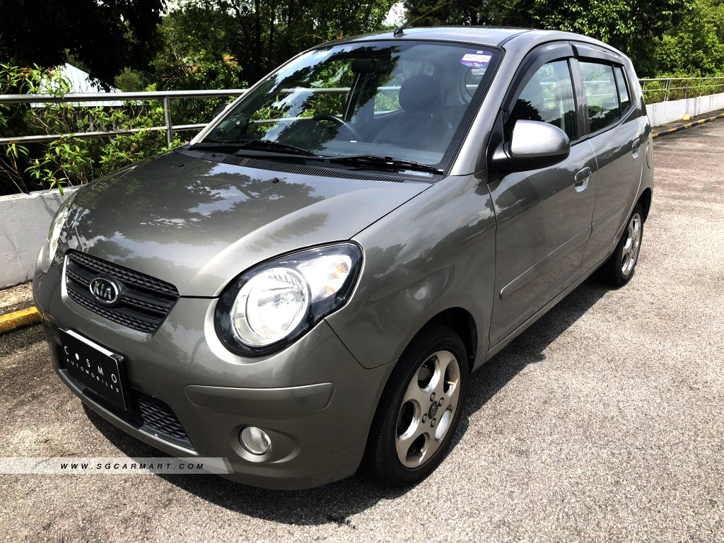 Own Kia Picanto From $324 Monthly v1